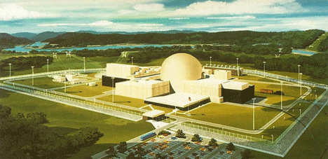 The IFR- Integral Fast Reactor.