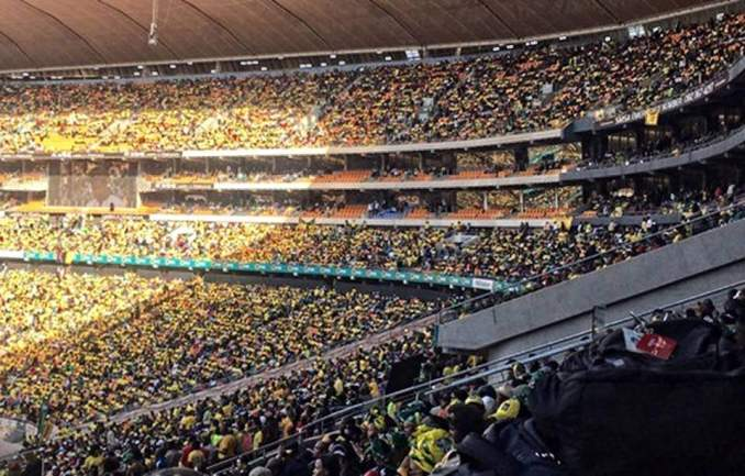 The ANC announced that over 85,000 people attended its provincial manifesto launch at FNB Stadium In Soweto on June 4