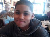 12-year-old Tamir Rice, killed by Cleveland police officer Timothy Loehmann Nov. 22, 2014.