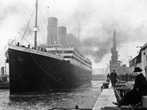 "Stephen King from HSBC, Britain's largest bank, issued a report entitled ""The World Economy's Titanic Problem."" Will the U.S. economy capsize?"
