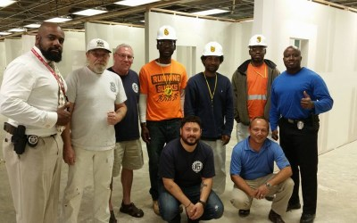 WES Partnership with Painters' Union