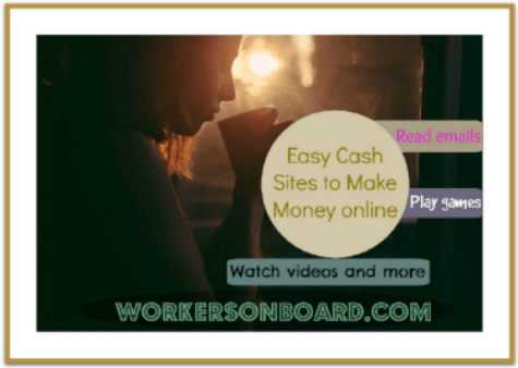 Easy Cash Sites