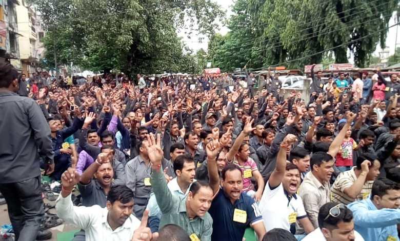 Photo of इन्टरार्क पंतनगर प्लांट से 29 सुपरवाइजर, इंजीनियर निकाले, 195 मज़दूरों का ट्रांसफर चेन्नई
