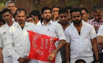 maruti workers imt manesar @workersunity