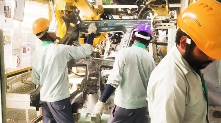maruti vendor company bell sonica workers
