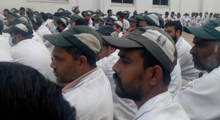 honda worker