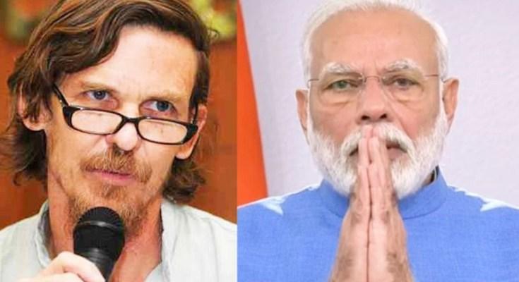 jean drez and narendra modi