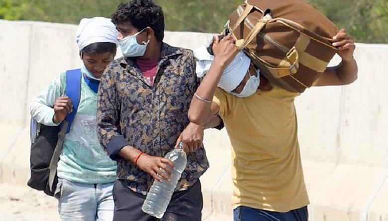 Photo of सर्वे से हुआ खुलासा अप्रैल-मई में 80% बिहारी प्रवासी मज़दूर उधारी और कर्ज़ में डूब गए
