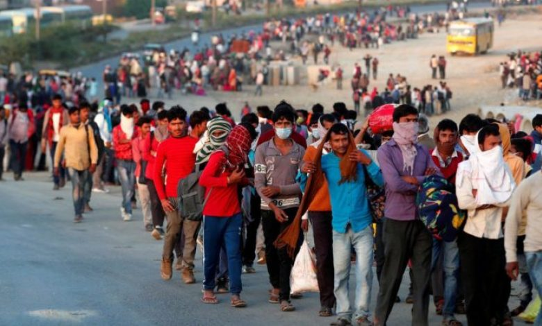 Photo of केरल से 8 लाख प्रवासी मज़दूर अपने गांव लौटे, खाड़ी से आए 70 हज़ार