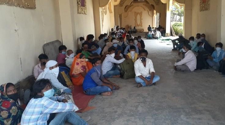radhaswami satsang transit camp