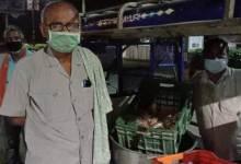 Photo of मजदूर भूखे बैठे रहे, 500 खाने के पैकेट शहर का चक्कर काटते रहे