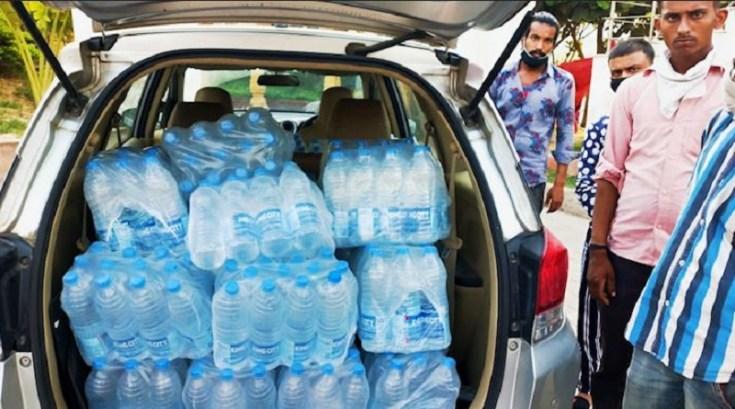ghaziabad water