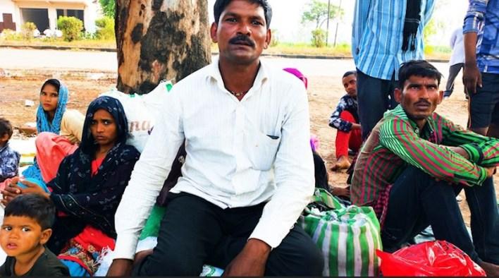 lakhimpur khiri workers
