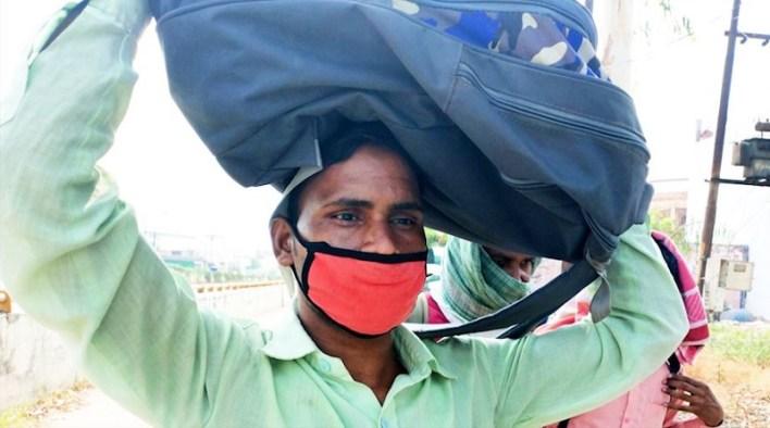 workers on hapud highway