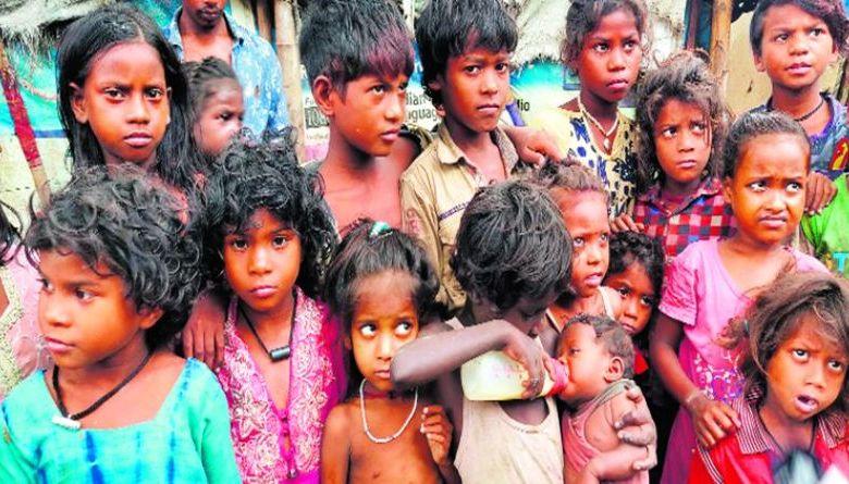 Photo of बिहार में मेंढक खाने को मजबूर हो रहे महादलितों के बच्चे