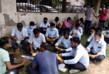 Photo of गुडगाँव में हीरो मोटोकॉर्प कम्पनी से कोरोना के बहाने निकाले गए 250 मज़दूर