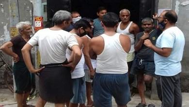Photo of पावरलूम कारखानों पर गेट मीटिंगों से नौ अगस्त का प्रचार
