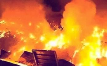 srisailam power fire in Telangana