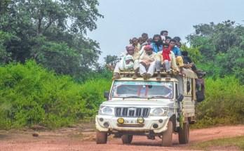 kamour bihar village people transportation