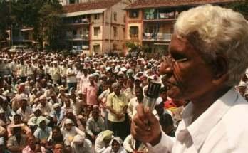 Dutta iswalkar trade union leader