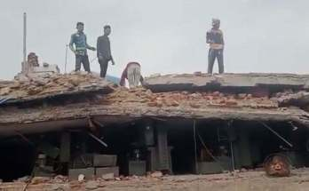 ludhiana factory lenter collapses