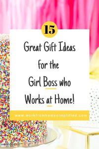 Work at Home Gift Ideas