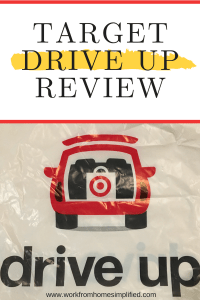 Target Drive up Review