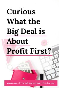 Want to Know the Secret to Profit First?