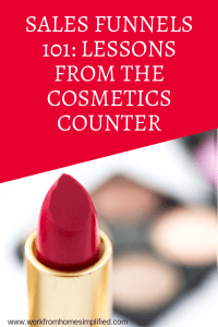 Marketing Lessons from the Cosmetics Counter