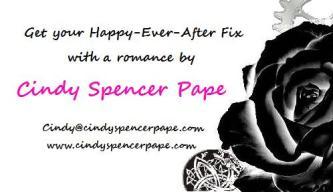 Cindy Spencer Pape Logo