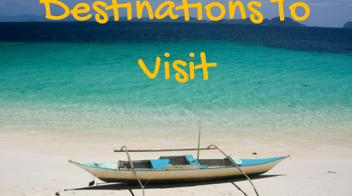 Top Philippine Destinations