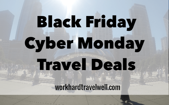 Black Friday Travel