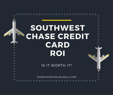 Southwest Chase Card
