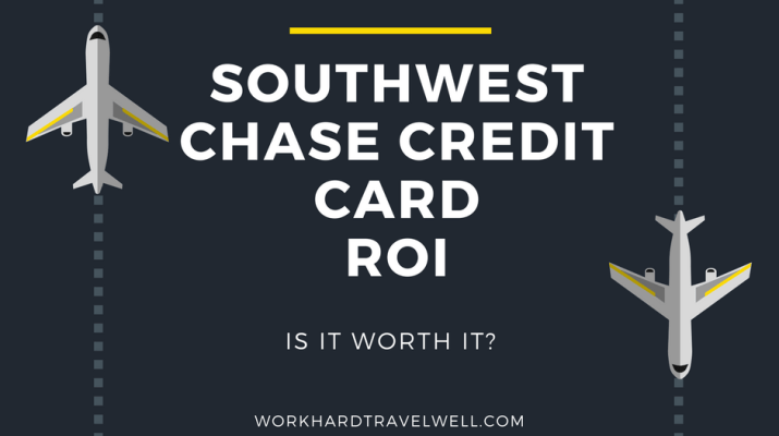 Southwest Chase Card