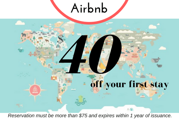 air bnb discount