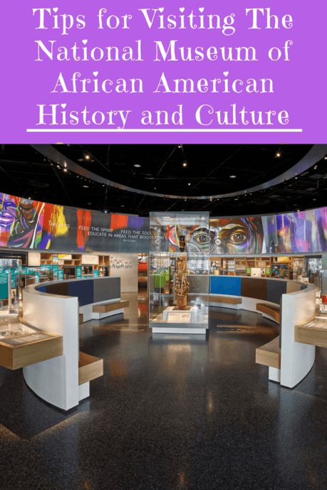 Tips for visiting the new Smithsonian National Museum of African American History and Culture and other black historical spots I've enjoyed visiting.
