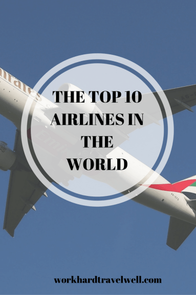 The World's Top Airlines according to TripAdvisor