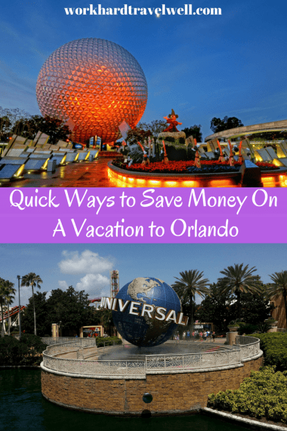 Tips to help you plan a visit to Theme Parks in Orlando!