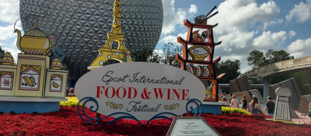 Epcot International Food and Wine Festival Review