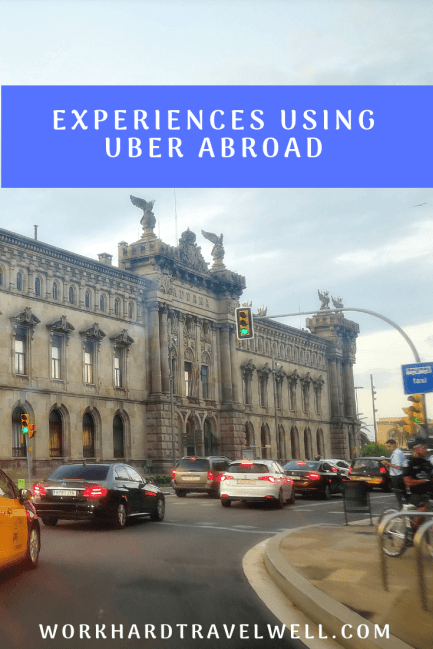 uber abroad