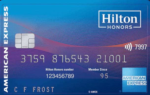 Hilton Amex Surpass Card Review