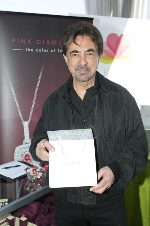 Joe Mantegna Fiamma Jewelery