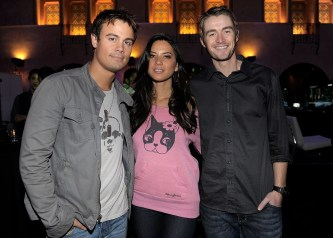 capcom-lost-planet-2-launch-party-gregory-michael-olivia-munn-robert-buckley