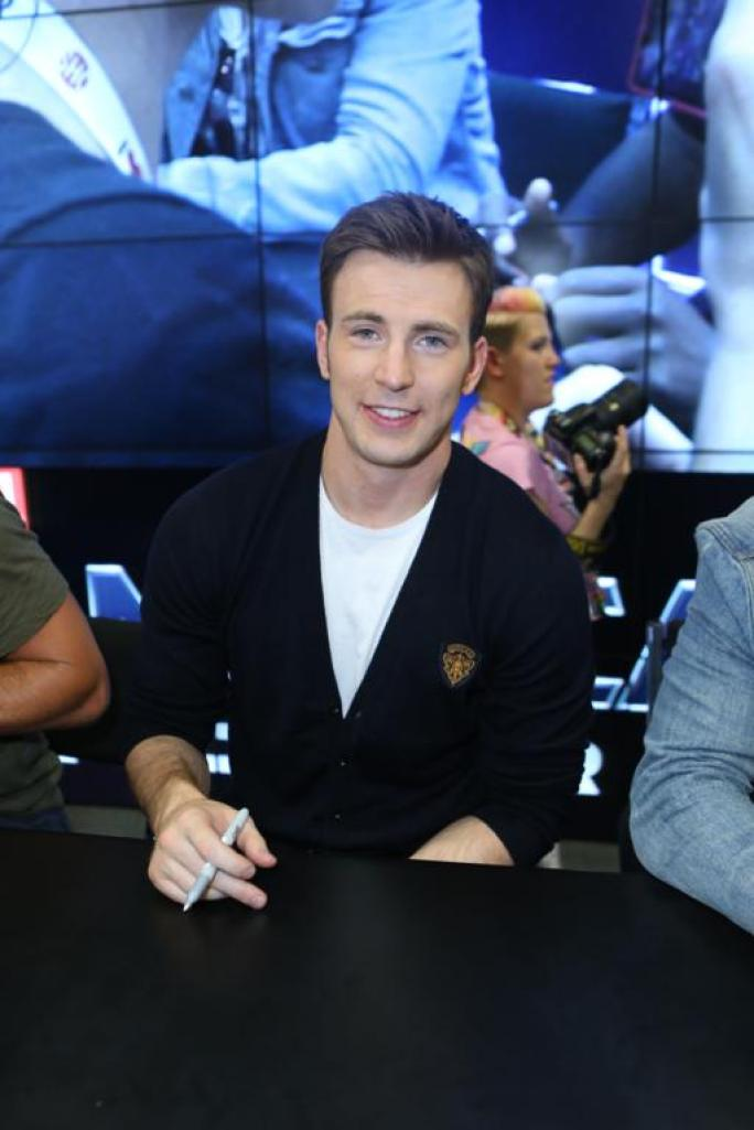 """Marvel's """"Captain America"""" during Comic-Con International 2013 at San Diego Convention Center"""