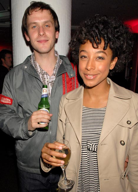 Corinne and Jason Rae