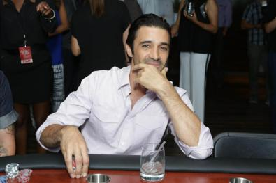 Gilles Marini at the GBK Pre-ESPY Award Lounge 2013