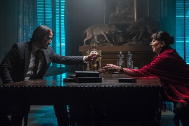 John Wick meets The Director