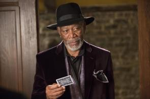 Morgan Freeman in 'Now You See Me' (2013)