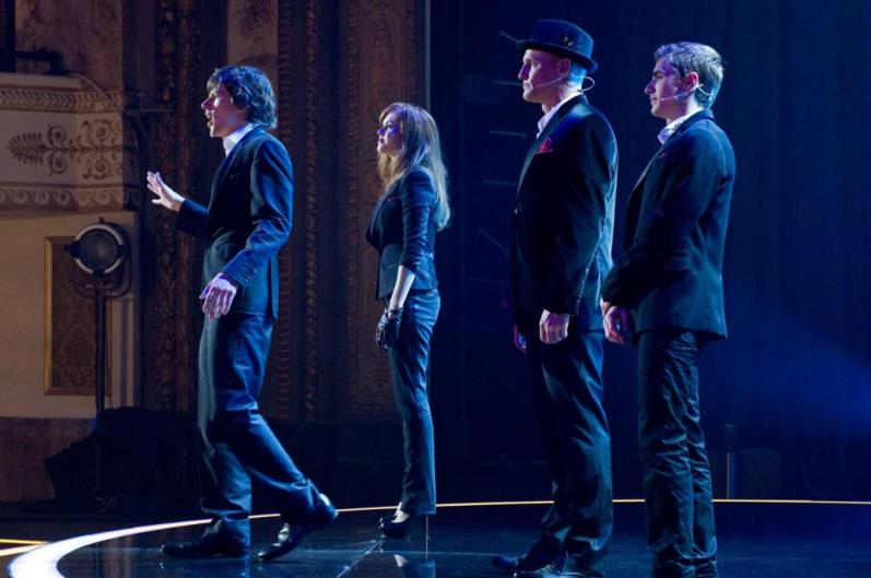 Theft Is Part Performance in 'Now You See Me' (2013)