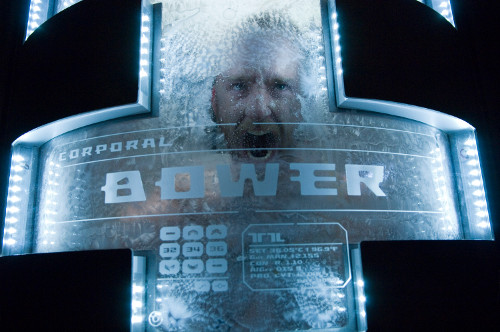 Ben Foster in Pandorum (2009).